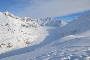 ll ghiacciaio dell'Aletsch